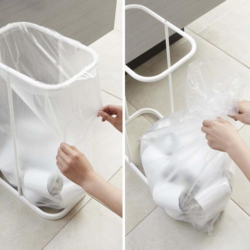袋 ホルダー ゴミ